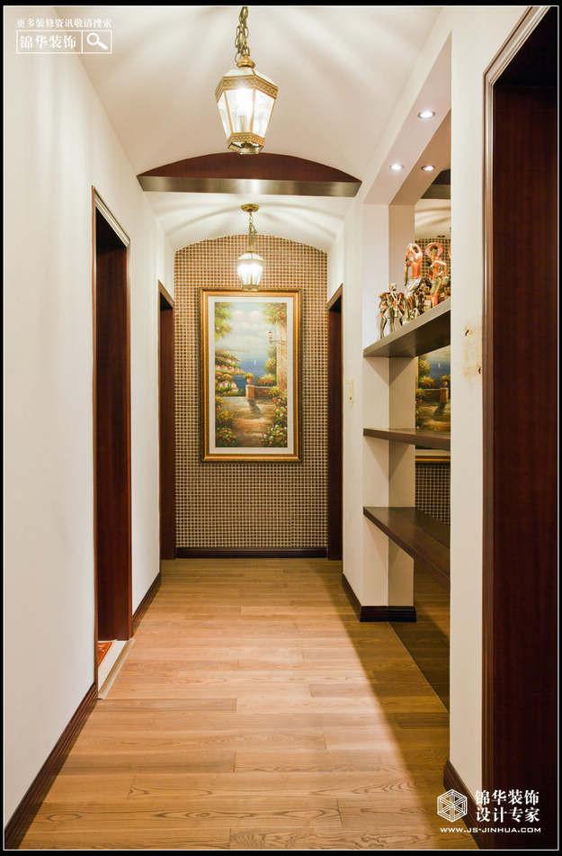 名称 玄关装修效果图 入门看玄关 11款别具一格玄关装修效