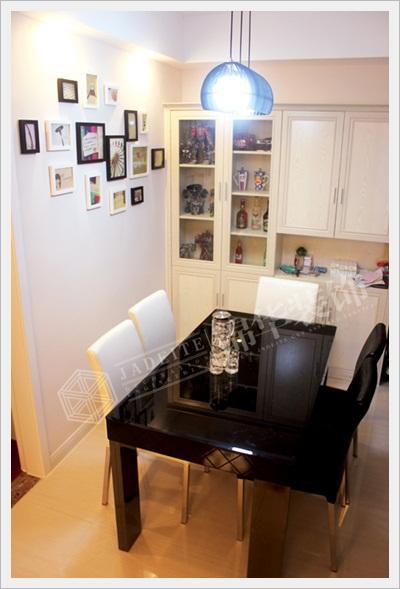 锦华装饰金色地中海设计案例装修图片 两室两厅装修效果